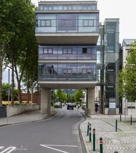 Rathaus Hennef 1999