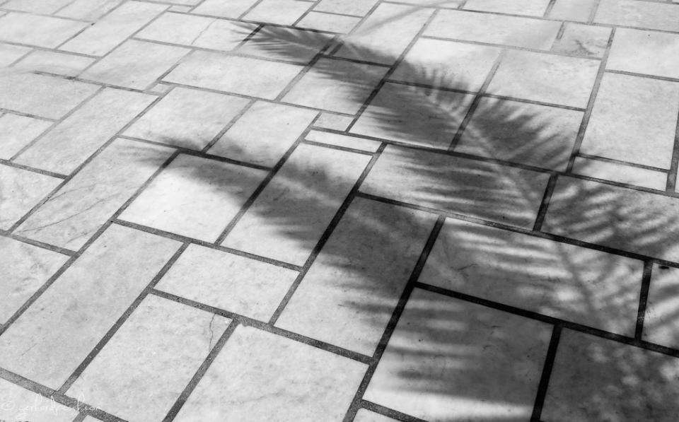 Boden des Hotel Santo Miramare