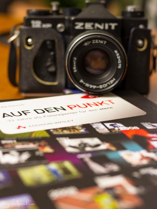 33 Jahre Fotoreporter für den stern