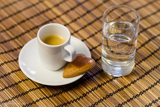 Stilleben, Kafee