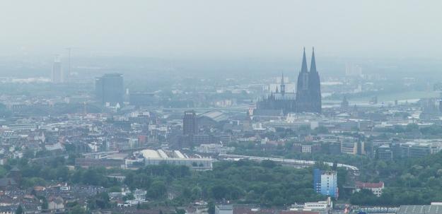 Köln und der Kölner Dom