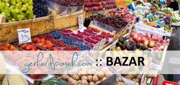 gerhardposch.com :: Bazar