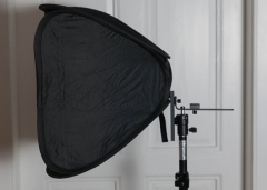 Jinbei E 50x50 cm Folding Softbox Blitz Softbox für Systemblitze
